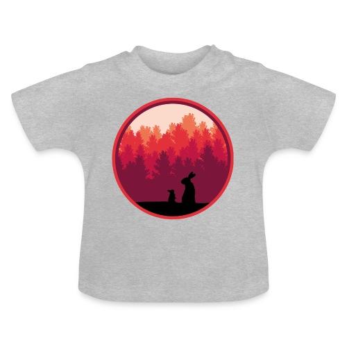 Bunnyrise - Baby T-Shirt
