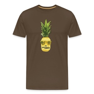 The Pineapples - Männer Premium T-Shirt