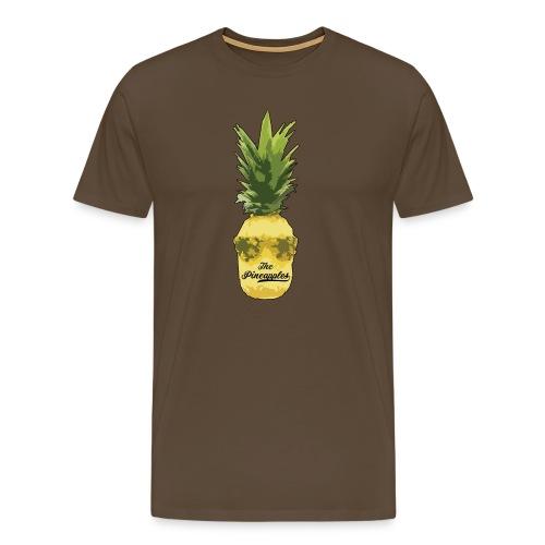 The Pineapples - Männer Premium T-Shirt