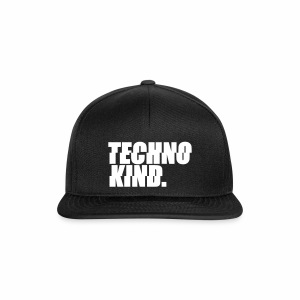 Techno Kind - Snapback Cap