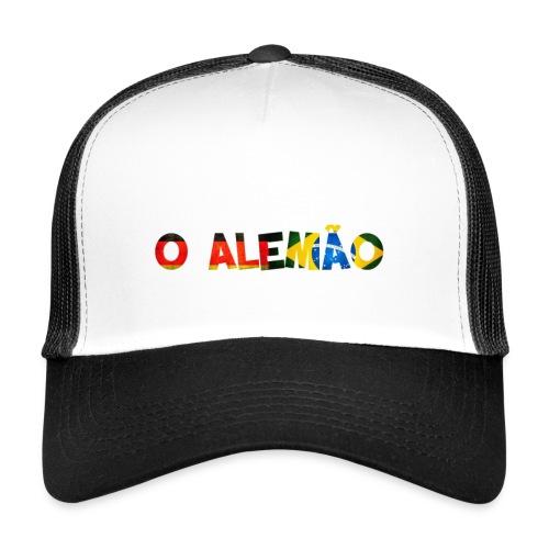 Cap 'O Alemão'  - Trucker Cap
