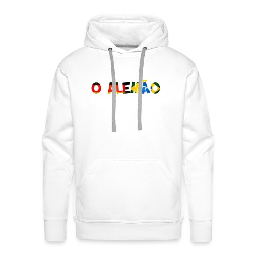 Hoodie 'O Alemão'  - Männer Premium Hoodie