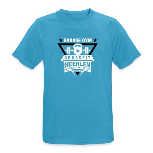 CrossFit Kids Heerlen Mannen Coach T-Shirt - mannen T-shirt ademend