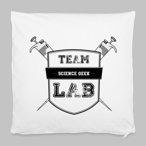 """Housse de coussin Team Lab - Pillowcase 16"""" x 16"""" (40 x 40 cm)"""