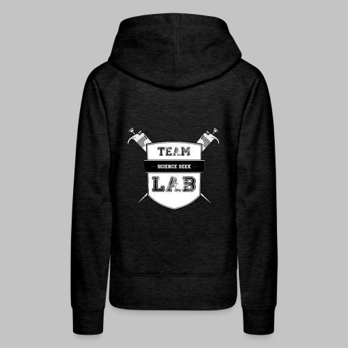 Pull à capuche Team Lab - Women's Premium Hoodie