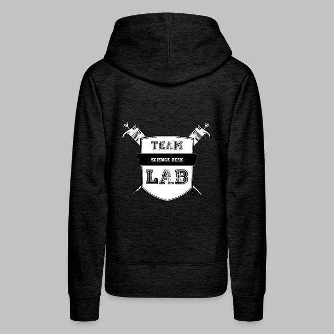 Pull à capuche Team Lab