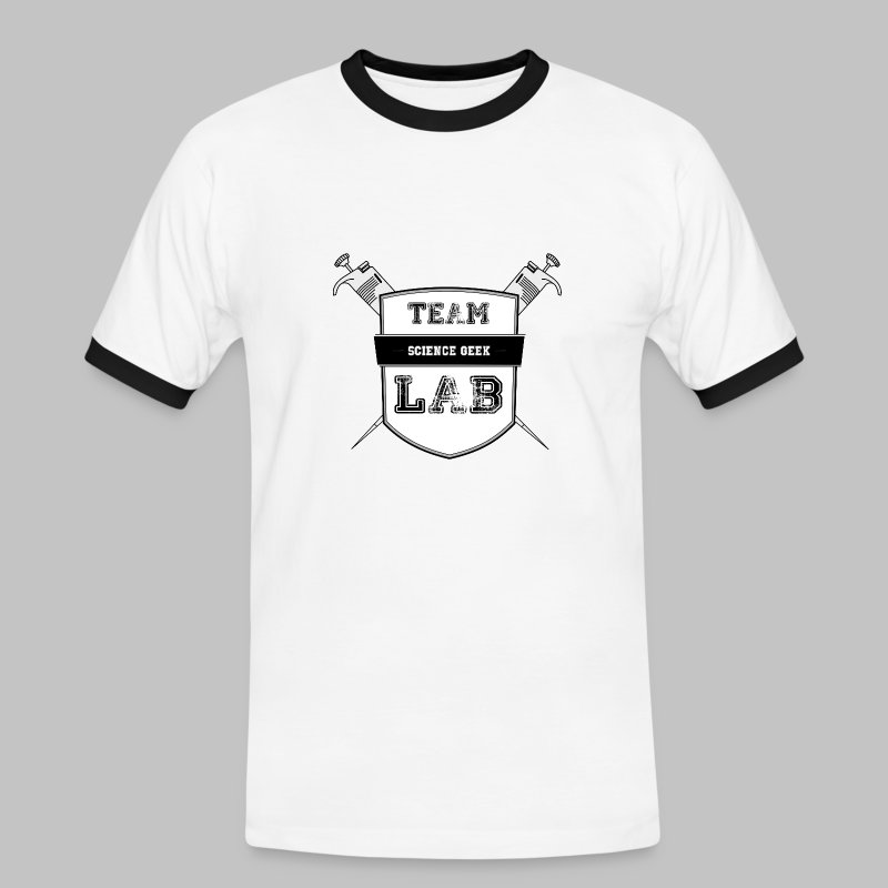 T-shirt homme Team Lab - Men's Ringer Shirt