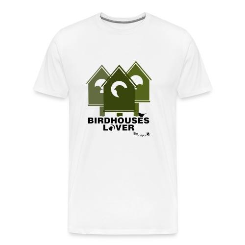 Bird House Lover - Camiseta premium hombre