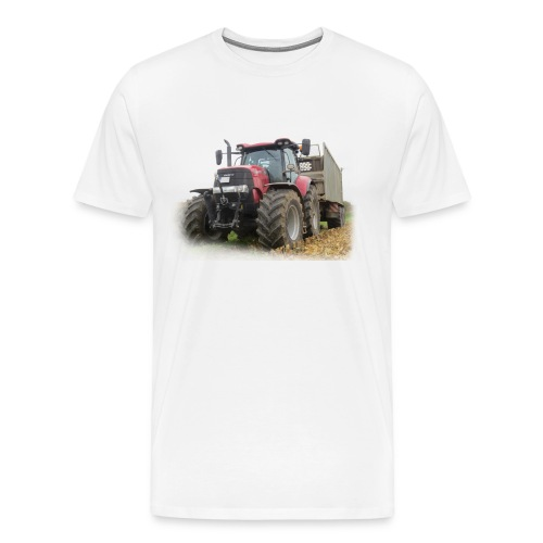 CASE IH -  POWER! - Männer Premium T-Shirt