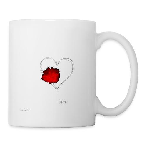 Love 2 - Tasse