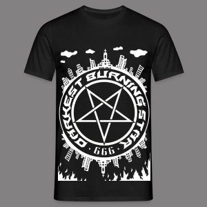 Darkest Burning Star TEE - Men's T-Shirt