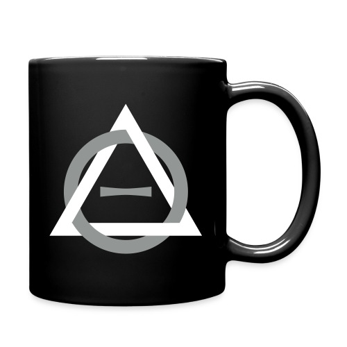 Therian mug solid black - Full Colour Mug
