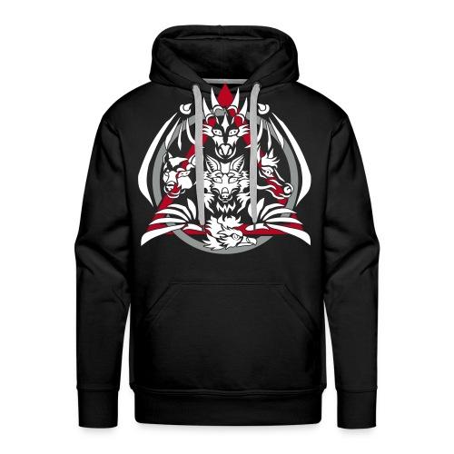 hoodie mens black - Men's Premium Hoodie