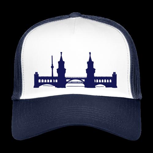 Oberbaumbrücke in Berlin 2 - Trucker Cap