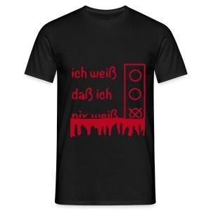 NIX   T-Shirts - Männer T-Shirt