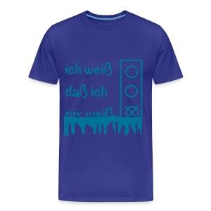 NIX   T-Shirts - Männer Premium T-Shirt