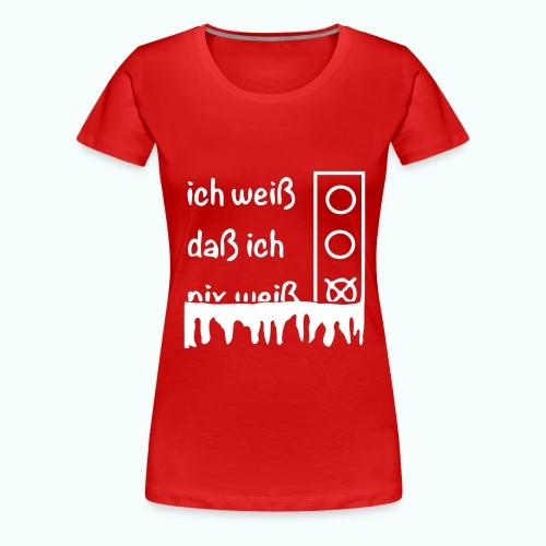 NIX   T-Shirts - Women's Premium T-Shirt
