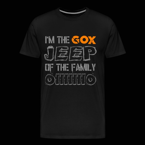 GOX Jeep of the family - Männer Premium T-Shirt