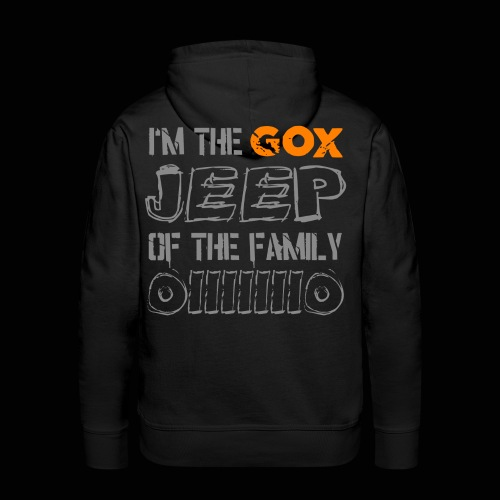 GOX Jeep of the family - Männer Premium Hoodie