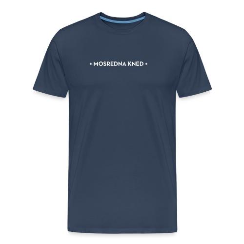 Mosredna mannen premium - Mannen Premium T-shirt
