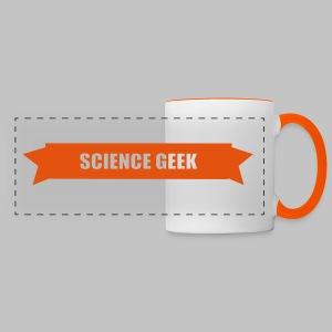 Mug Science Geek - Panoramic Mug