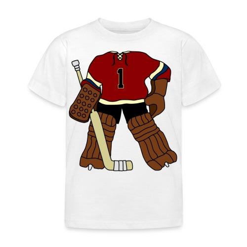 Vintage Ice Hockey Goalie Children's T-Shirt - Kids' T-Shirt