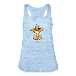 Womens Tank Top | skyblue | i.deer - Frauen Tank Top von Bella