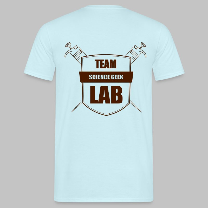 T-shirt homme Team Lab - Men's T-Shirt