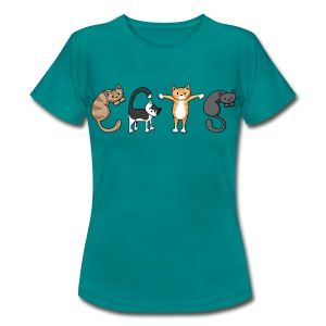CATS - Women's T-shirt - Women's T-Shirt