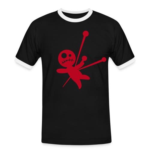 VoDoo - Camiseta contraste hombre