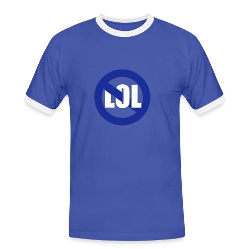 LOL - T-shirt contrasté Homme