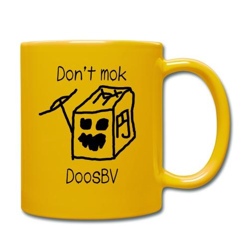 Don't Mok DoosBV - Mok uni