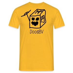 DoosBV Shirt - Mannen T-shirt
