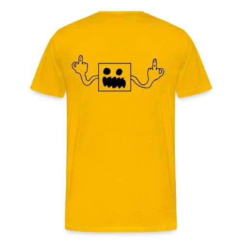 Fak Joeton shirt Mannen - Mannen Premium T-shirt