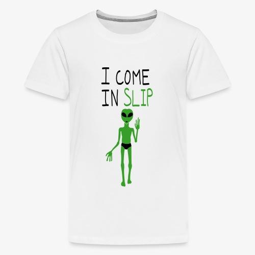 Alien - T-shirt Premium Ado