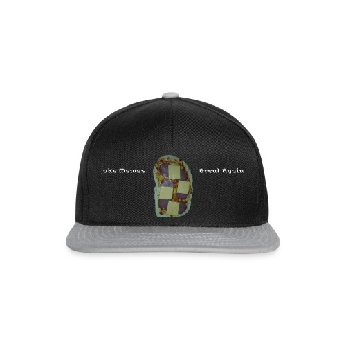 Make Memes Great Again Pizza Style - Snapback Cap