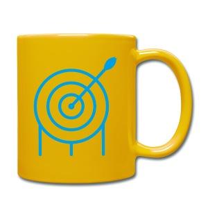 Tasse - archersONE TM  - Tasse einfarbig