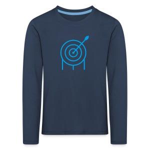 Target Kinder Premium Langarmshirt - archersONE TM  - Kinder Premium Langarmshirt