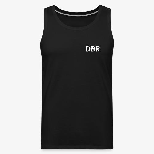 DBR Tanktop - Herren - schwarz - Männer Premium Tank Top