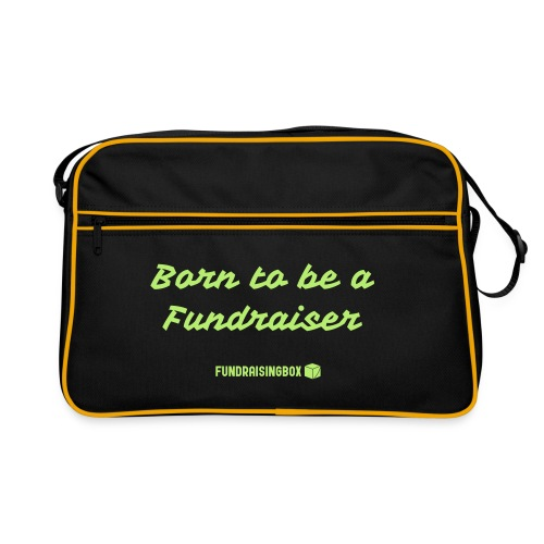 Fundraiser Bag - Retro Tasche