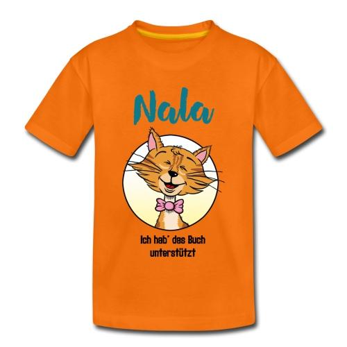 Nala 1 (Kinder) - Support - Kinder Premium T-Shirt