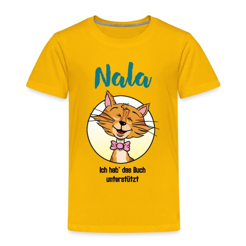 Nala 1 (Kinder) - Support - Kinder Premium T-Shirt