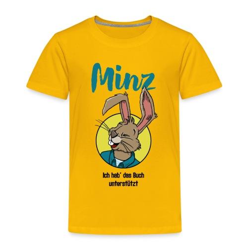 Minz 001 (Kinder) - Support - Kinder Premium T-Shirt