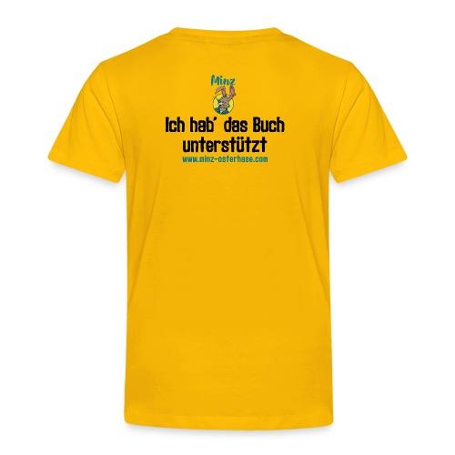 Minz 002 (Kinder) - Support - Kinder Premium T-Shirt