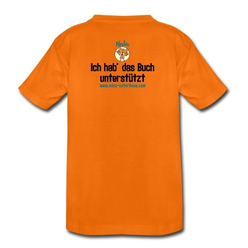 Nala 002 (Kinder) - Support - Kinder Premium T-Shirt