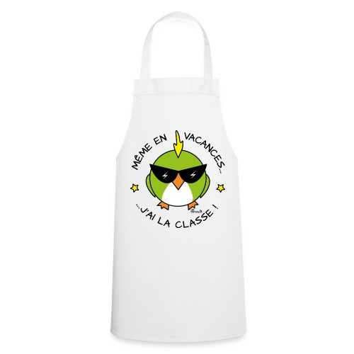 Tablier, Cadeau Instit, Maître d'école - Tablier de cuisine