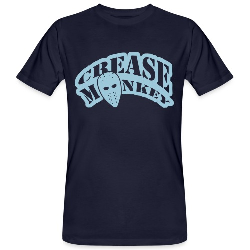 Crease Monkey Men's Organic T-Shirt - Men's Organic T-Shirt