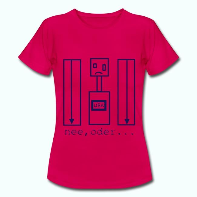 usa ... nee, oder  T-Shirts