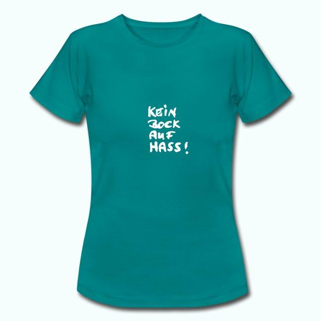 kein bock auf hass  T-Shirts