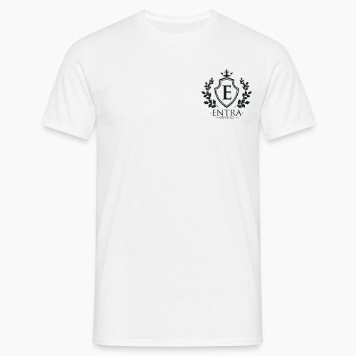 Entra© Royalty - Pocket - White - Men's T-Shirt